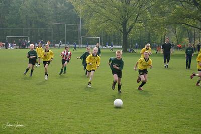 Koninginnedag voetbaltoernooi