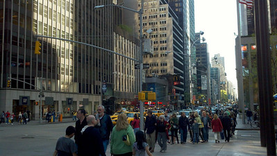 6th Avenue / Avenue of the Americas