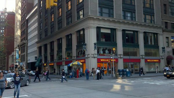 6th Avenue / Avenue of the Americas