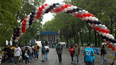 AIDS walk, NYC