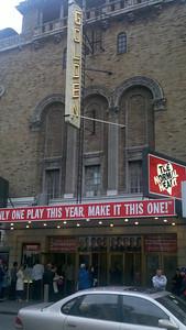 The Normal Heart, Golden Theatre