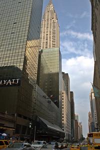 Chrysler Building - 42nd St at Lexington Avenue, New York, NY