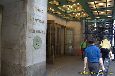 Grand Central Terminal - Lexington Avenue, New York, NY