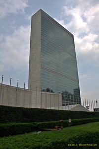 United Nations Secretariat Building - 1st Ave, New York, NY