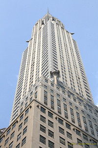 Chrysler Building, corner of 42nd St at Lexington Avenue, New York, NY