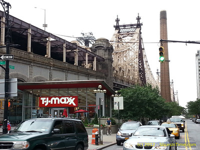 Ed Koch Queensboro Bridge at end of 59th St