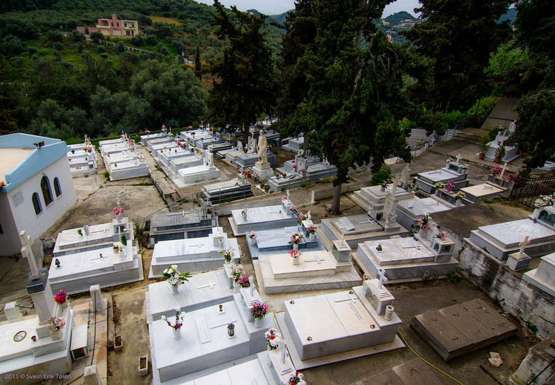 Cemetery - Stalos