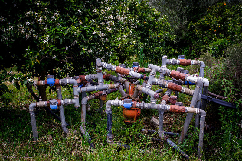 Irrigation system IV - by Kirtomados