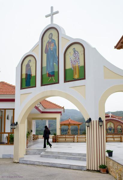 Church community center, Spili
