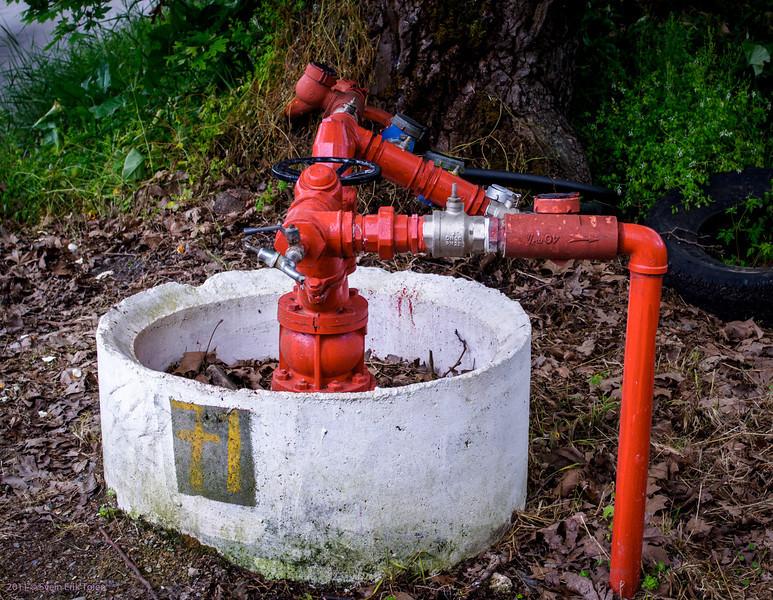Irrigation system V