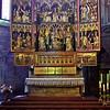 Religious splendour<br /> Altar, Stephansdom