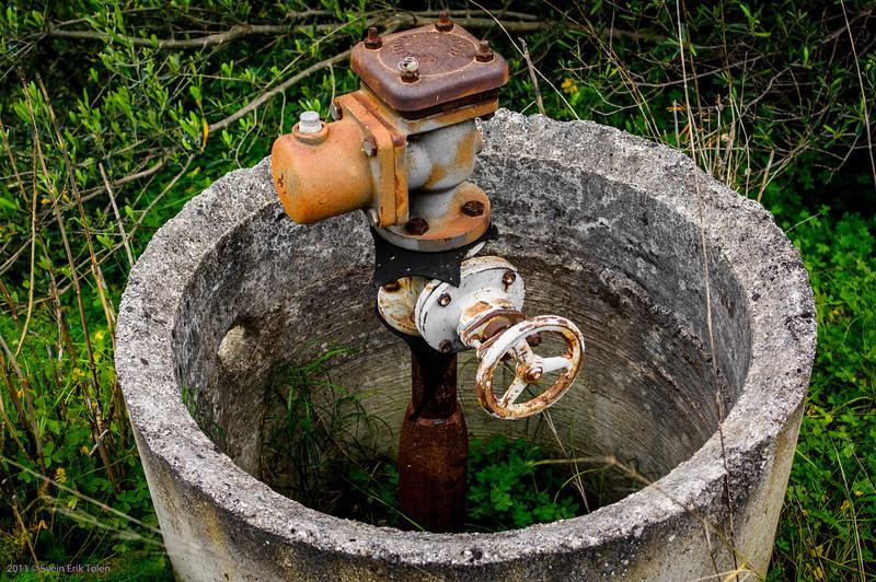 Irrigation system VI