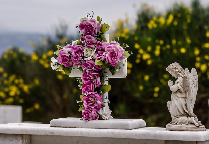 Rose Cross I