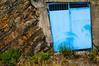 blue door  - Stalos