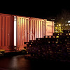 Container and europallets