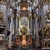 Baroque praise I<br /> Interiour, St. Paul church