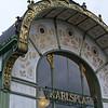 Pavillion, Karlsplatz 1899<br /> Architect: Otto Wagner  (1841-1918)