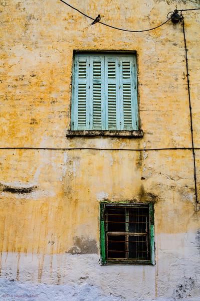 House wall  - Stalos