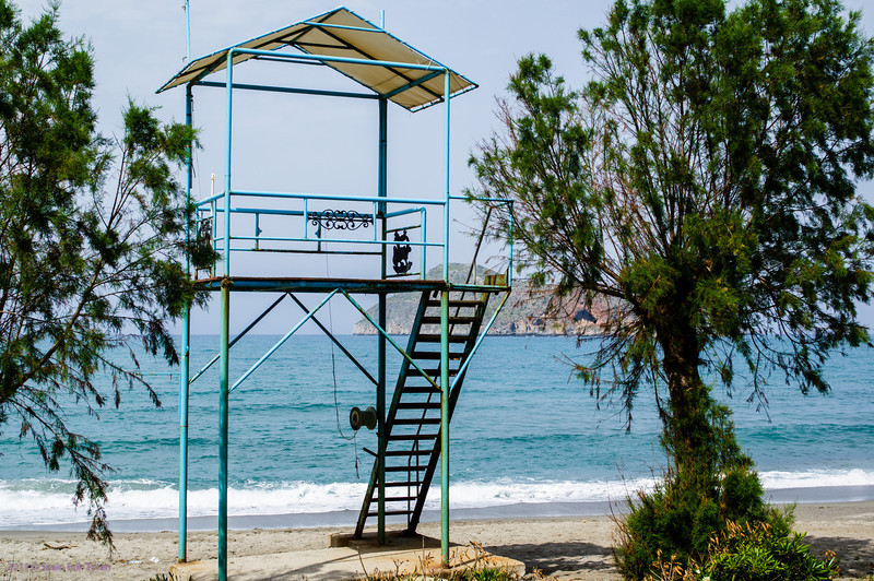 Waiting for the season to start - Agia Marina