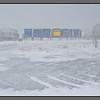 Snowswept <br /> Rønvik industrial area