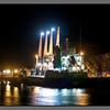 Loading complete<br /> Bodø harbour
