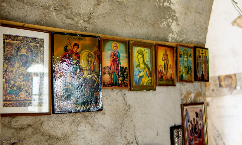 Icons, Chapel above Kirtomados