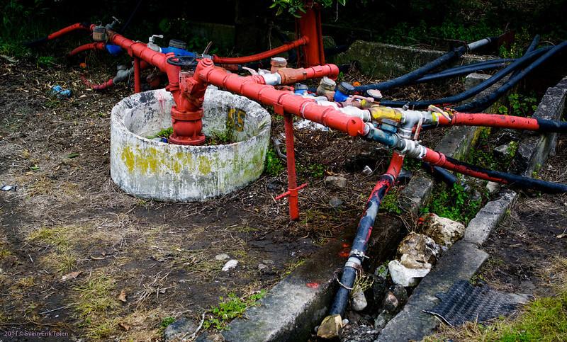 Irrigation system VII