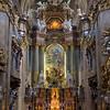 Baroque praise III<br /> Interiour, St. Paul church