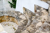 Stair, Church community center, Spili