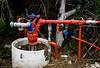 Irrigation system X