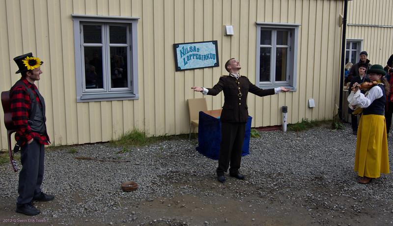 1. of september: Storyteller Market day at Nyksund - 1