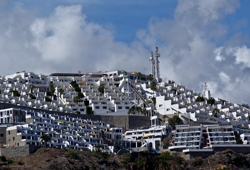 Climbing developments<br /> Puerto Rico