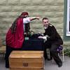Storyteller Market day at Nyksund - 2