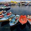 Smaller boats<br /> Puerto Mogan