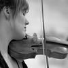 Prize winning violinist Susanne Saksenvik performing in Bodø cathredal march 2012