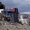 Rough coast, climbing developments