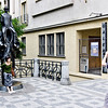 Picture me in front of the attraction - 5<br /> Franz Kafka monument, Prague