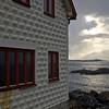 Facing the sea <br /> From Vestervika, Nyksund