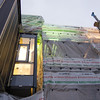 Emerging from the scaffolding<br /> New hospital, Stokmarknes 2010-2014