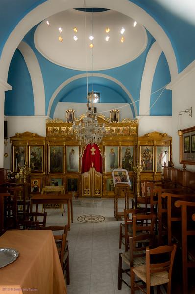 Chapel by Kato Paleokastro