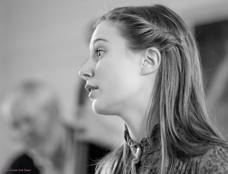 Solist  Nicoline Spjelkavik