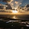 Sunset at Falaserna, West Crete I