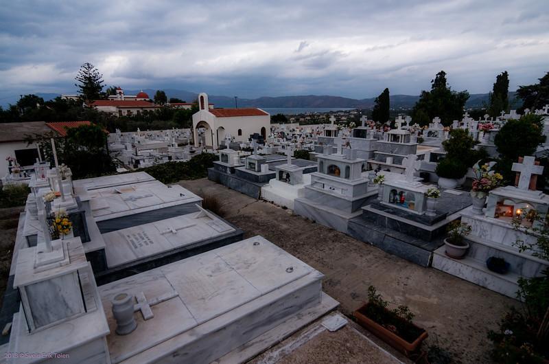 Cemetery, Kissamos