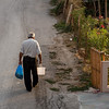 Bringing the goods<br /> Afternoon in Kissamos