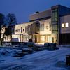 Twilight <br /> New hospital, Stokmarknes 2010-2014