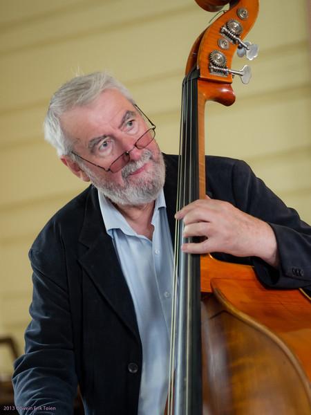 Svein the bass player