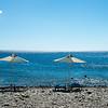 Quiet displacements<br /> Stone beach, Paleochora