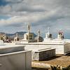 Graves with a view<br /> Cemetery, Polirinia