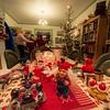 Delpen Book Café Nyksund in Christmas mode I