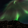 Northern lights over Nyken, Nyksund I